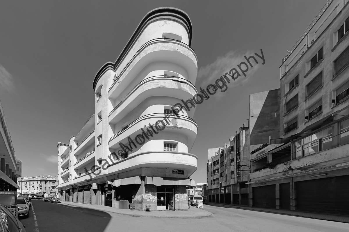 Casablanca Wohnhaus