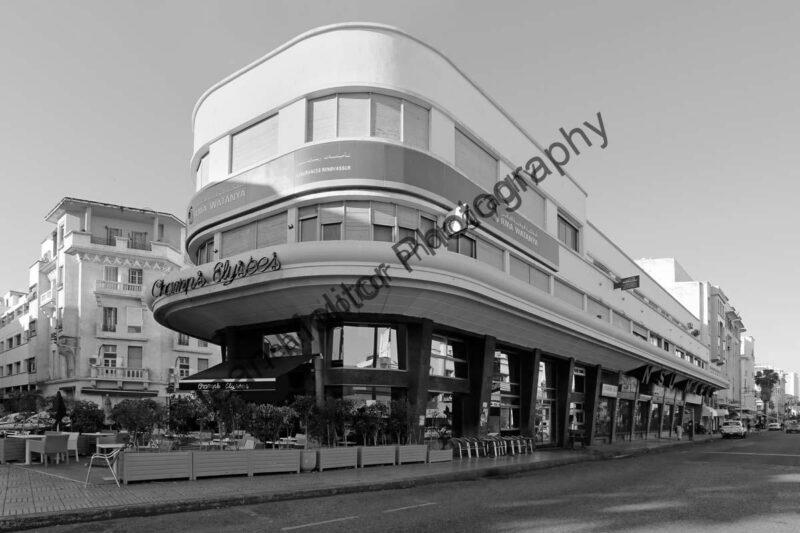 Casablanca NSU