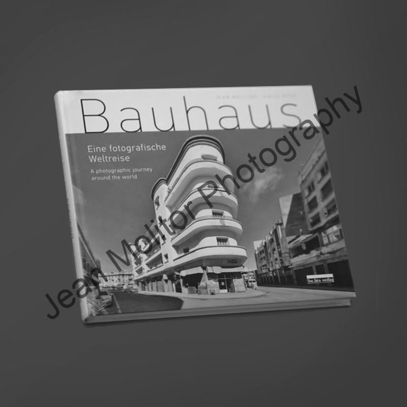 Buchcover Bauhaus eine fotografische Weltreise